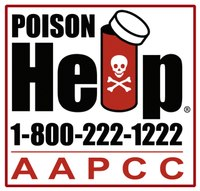 Program poison control phone number into your phone now