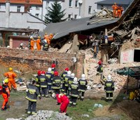 3 killed, 4 injured, 5 missing in Poland house collapse