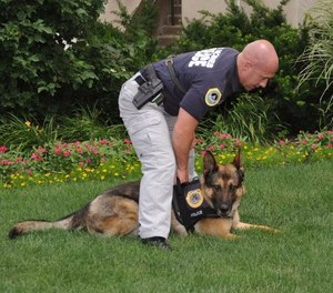 Too often the K-9 unit trains independently, yet they are working to support the patrol division.