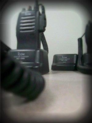Police scanner (Photo/Deviant Art)