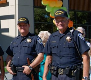 Reserve police officers are 'extreme volunteers' whose contributions to their communities are becoming increasingly visible. (Photo/Walnut Creek Police Department)