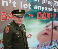 Tragedy drives medic to give 'haven' to thousands of babies