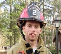 NY firefighter struck, killed by ambulance