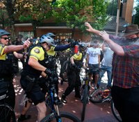 Portland mayor, police come under fire after writer attacked at protest