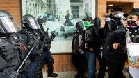 13 people arrested at Portland protest
