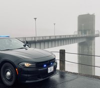 Photo of the Week: Foggy day at the Everett Dam