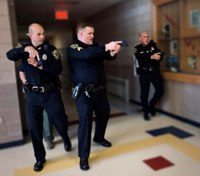 Photo of the Week: Active shooter training in Norwood