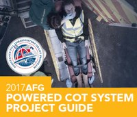 Download your 2017 AFG Powered Cot System Project Guide