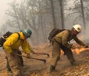 Here's what structural fire departments need to know about wildland firefighting PPE.