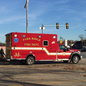 The Park Ridge Fire Department responded to 5,187 calls in 2018, 3,156 of which were EMS calls. (Photo/PRFD)