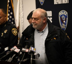 McHenry County Sheriff Bill Prim and several other law enforcement officials asked the state Health Department to provide the names and addresses of those infected with COVID-19. (Photo/TNS)
