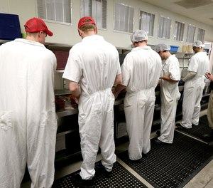 Victims and witnesses said prisoners did not speak up out of fear of losing their coveted jobs in the prison's kitchen.