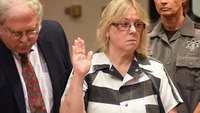 Ex-prison worker says she 'played along' with murderers' escape plan