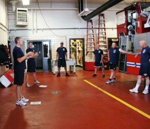 The fire service is not alone in seeking to develop a healthier workforce. (Photo/City of Portland, Ore.)