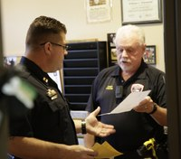 How to successfully promote in policing