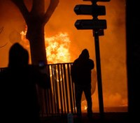 Gangs of French youth clash with police in Paris suburb over UOF incident