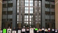 Calif. police protests continue, websites hacked