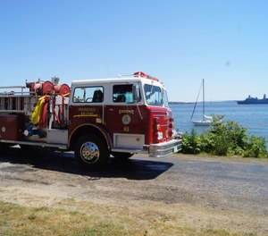 (Photo/ Prudence Island Volunteer Fire Department)