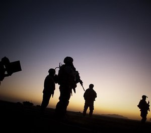 My unit endured many experiences that would cause the majority to struggle with the return to our civilian lives.