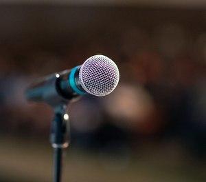 Many people fear public speaking.