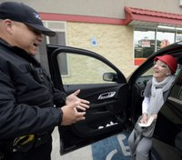 La. police hand out gift cards to reward people for safe driving