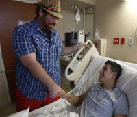 Pulse survivor reunites with strangers who saved his life