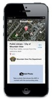 New app puts location of AEDs at your fingertips