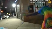 Video: Ex-con bashes NYPD cop with bottle