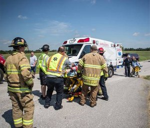In EMS, doing what we're told usually works for everyone. (Photo/Joe Thomas of Greenbox Photography)