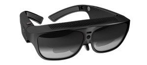 The R-7 Smartglasses are designed to enhance performance while leaving the wearer's hands free.