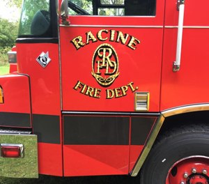 First-year data shows that the Racine Fire Department's Mobile Integrated Health program has helped patients avoid repeat hospital stays with home visits by paramedics. (Photo/Racine Professional Firefighters Local 321 Facebook)