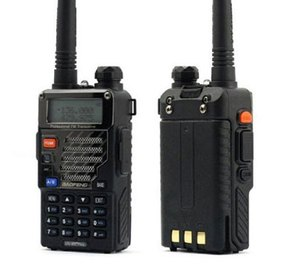 The advent of cheap, high-tech transceivers from China now make it possible for anyone to both receive and transmit on many police frequencies. (Photo/BaoFeng)