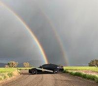Photo of the Week: Rainbow in Oakley