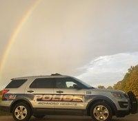 Photo of the Week: Rainbow in Richmond Heights