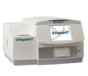The RapidHIT System. (Photo courtesy IntegenX)