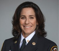 Calif. tribal fire department swears in new fire chief