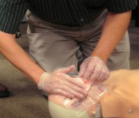 Red Cross launches BLS course for health care providers