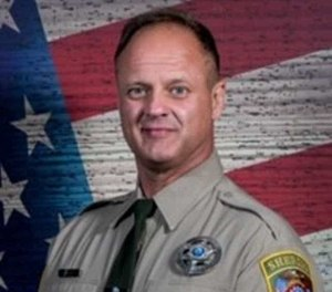Deputy Stephen Reece, 50, died in a two-vehicle crash Friday afternoon. (Photo/ODMP)