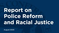 Urban mayors' police reform report covers familiar ground