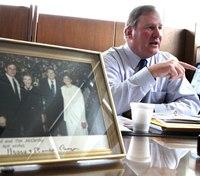 Police chief shot in Reagan assassination attempt retiring
