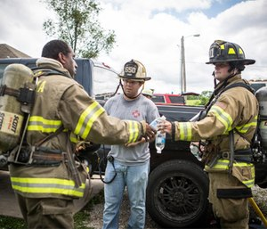 Make it your mission to follow these five steps for firefighter prehab so you'll be ready to face the demands of the job.