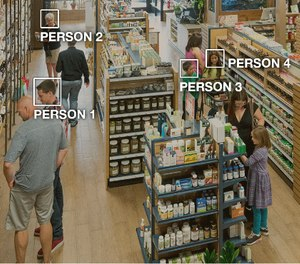 Tools like Amazon Rekognition, which can help officers automatically identify persons of interest, are the future of law enforcement. (image/Amazon)