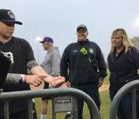 Gunshot victim reunites with paramedics at Congressional baseball practice
