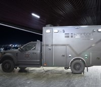 First ambulance with ballistic protection debuted