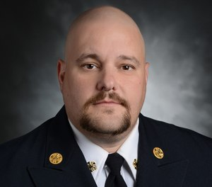 Georgetown Fire Chief Richard Bader Jr. resigned Wednesday at the request of trustees after a letter signed by 17 firefighters alleged a hostile work environment and physical violence.