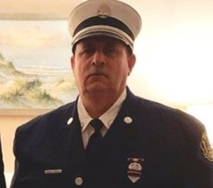 Edison Fire Capt. Richard P. Campbell, 55, died Thursday morning due to COVID-19 complications after serving his department for 28 years.