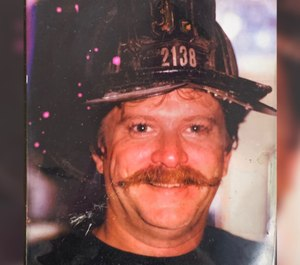 Richard Driscoll is the 200th member of the FDNY to succumb to a 9/11-related illness. (Photo/FDNY)