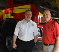 Global networking: Making fire service connections around the world