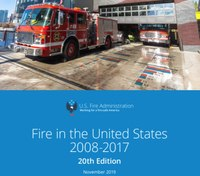 USFA releases fire stats covering 10 years