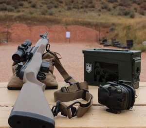 Shooting the Scout Squad is a visceral experience.  (Sean Curtis Image)
